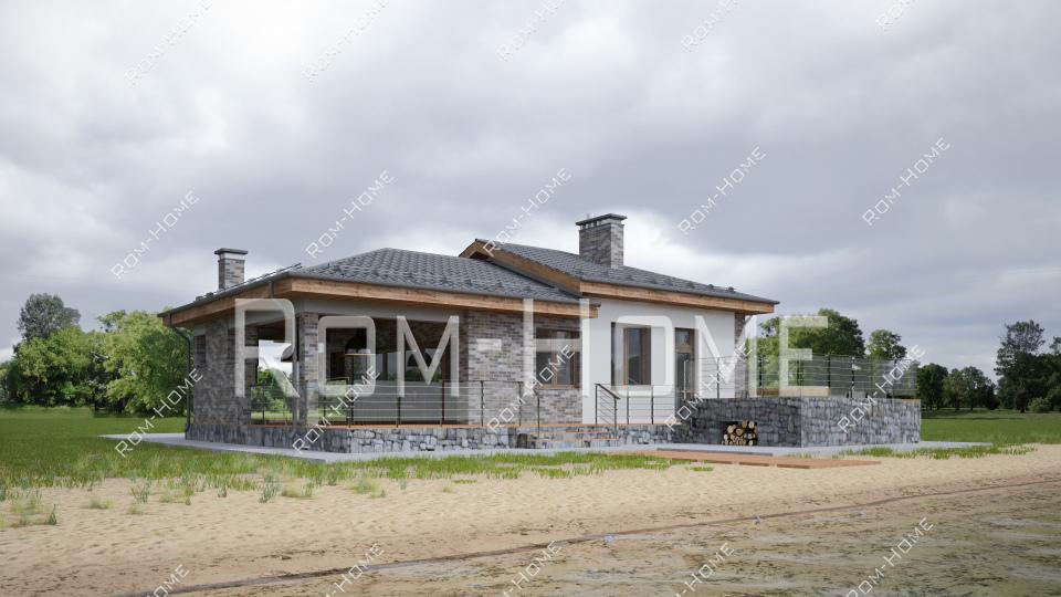 Где заказать качественный проект загородного дома